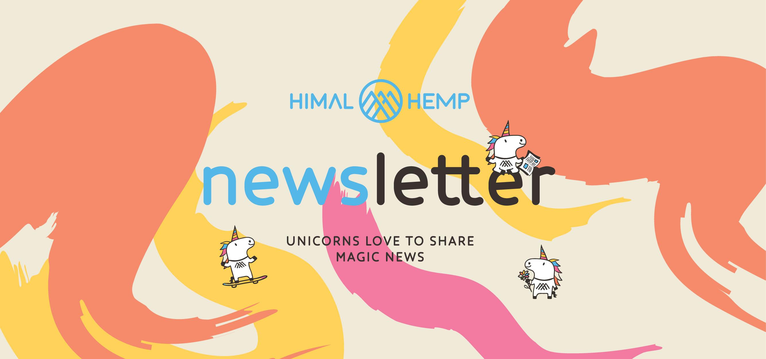 Himal Hemp Mailchimp Newsletter Subscription